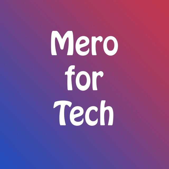 Mero for Tech