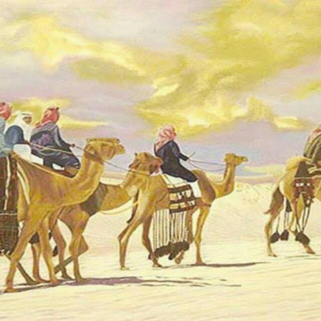 « حكايات العرب »