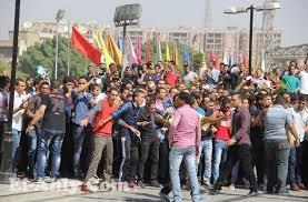 طلاب جامعه بغداد