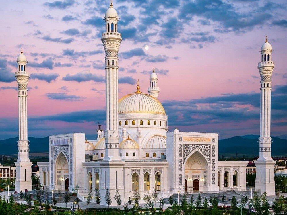 أجمل مساجد العالم